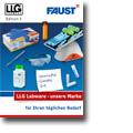 LLG Labware-Katalog mit allen LLG Produkten