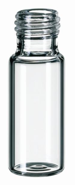 LLG-Gewindeflaschen ND9 (Kurzgewinde), weite Öffnung