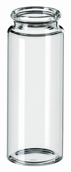 LLG-Schnappdeckelflaschen ND18 und ND22, ohne Deckel