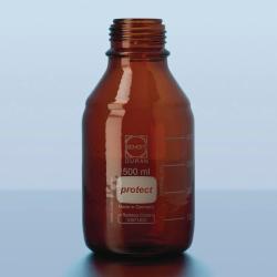 Laborflaschen Protect DURAN<SUP>&reg;</SUP> , Braun, mit retrace code