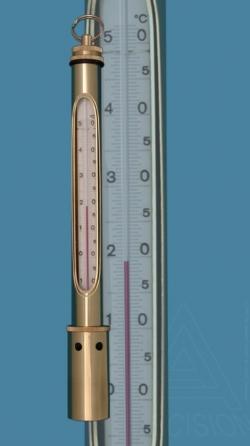 Brunnen-Schöpfthermometer