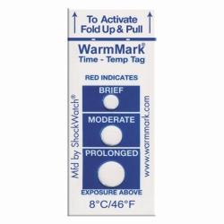 Temperaturindikatoren WarmMark™
