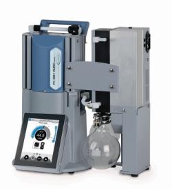 Chemie-Pumpstand PC 3001 VARIO® select EKP mit Emissionskondensator Peltronic®