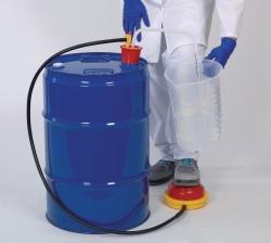 OTAL<SUP>®</SUP> Einweg-Pumpen mit Förderrohren aus PE