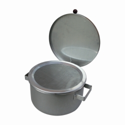 Tränkbehälter, Edelstahl V4a