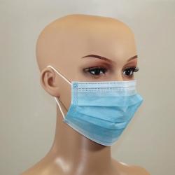 Einweg-Gesichtsmaske, Earloop