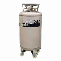 Flüssigstickstoff-Druckbehälter