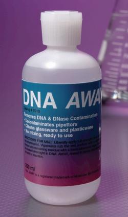 DNA AWAY® zur Oberflächendekontamination