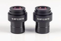Weitfeld-Okulare N-WF für BA & AE Serie
