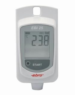 Funk-Temperaturdatenlogger EBI 25-T/TE