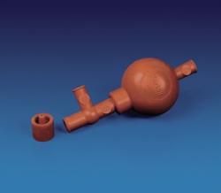 Gummi-Pipettierball, rot