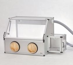 Handschuhbox Vitrum, Borosilikatglas 3.3