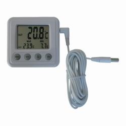 Min./Max.-Innen/Aussen-Thermometer