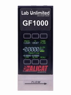 GC-Flussmesser GF1000