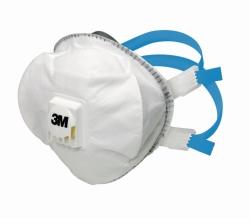 Atemschutzmasken Premium 8825+ und 8835+, Formmasken