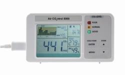 CO<SUB>2</SUB>-Messger&auml;t Air CO<SUB>2</SUB>ntrol 5000