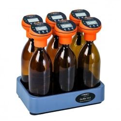 BSB Messsystem OxiTop<SUP>®</SUP>-IDS zur Bestimmung der aeroben Abbaubarkeit