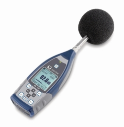 Schallpegelmessgeräte der Klassen I und II