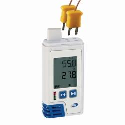 Temperatur- und Feuchtelogger LOG210 TC