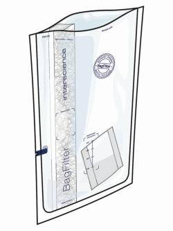 Probenbeutel BagSystem<SUP>®</SUP>, instaBAG mit Trockenmedium
