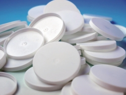 Deckel, PP für Medikamentenbecher
