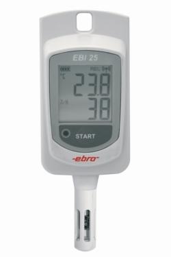 Funk-Temperatur-/Feuchtelogger EBI 25-TH