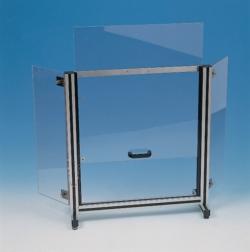 Schutzscheibe aus schlagfestem Polycarbonat® Faust Laborbedarf AG Onlineshop