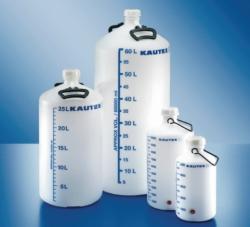 Ballonflasche, Serie 350, PE-HD Faust Laborbedarf AG Onlineshop