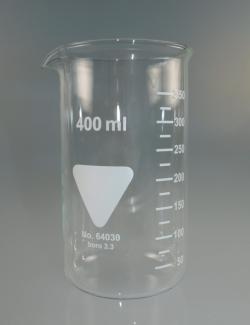 Becherglas, Borosilikat 3.3, hohe Form
