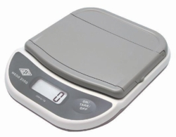 Elektronische Universalwaage WEDO 2000 Faust Laborbedarf AG Onlineshop