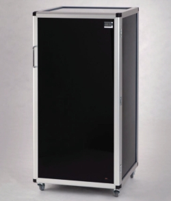 Exsikkatoren Maxi 1-Black/Protect und Maxi 2-Black/Protect , PMMA