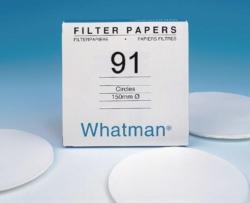 Filtrierpapiere Typ 91, qualitativ, Rundfilter und Bogen