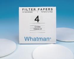 Filtrierpapiere Typ 4, qualitativ, Rundfilter