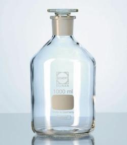 Steilbrust-Enghalsstandflaschen, DURAN®