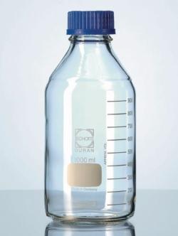 Laborflaschen, DURAN®, mit retrace code, mit Schraubverschluss