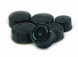 Schraubverschlüsse für Enghalsflaschen, PP/LDPE