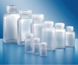 Weithalsflaschen, Serie 303, PE-LD Faust Laborbedarf AG Onlineshop