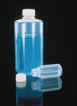 Enghalsflaschen  Nalgene™ Typ 1600, FEP, mit Schraubverschluss, ETFE
