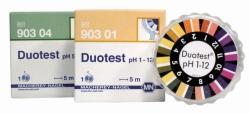 Indikatorpapiere Duotest