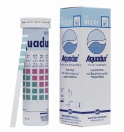 Wasserhärte Teststäbchen AQUADUR<SUP>®</SUP>