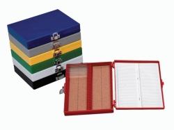 Objektträgerboxen