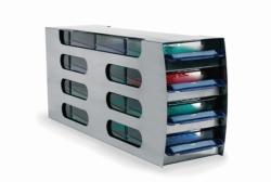 Racks für Kryoboxen Arctic Squares®, Edelstahl