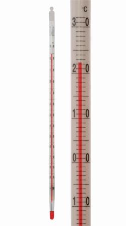 LLG-Kälte-Laborthermometer, -200 bis +30 °C