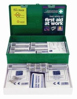 Erste-Hilfe-Verbandkasten gem. Praxisverordnung Faust Laborbedarf AG Onlineshop