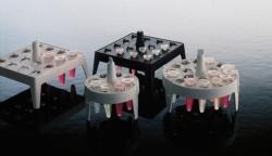 Schwimmende Gestelle für Kryoröhrchen Nalgene™, Typ 5974, PP