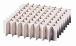 LLG-Rastereinsätze für LLG-Kryoboxen, weiss