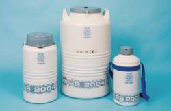 Trockenversandbehälter Serie BS 2000