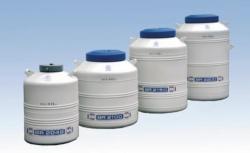 Stickstoffbehälter als Schubladengefrierbehälter Serie BR 2000