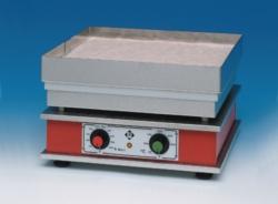 Sandbäder mit Leistungssteller und thermostatischer Regelung