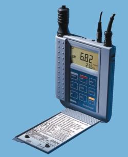 Batterie-pH-Meter Portamess<sup>®</sup>